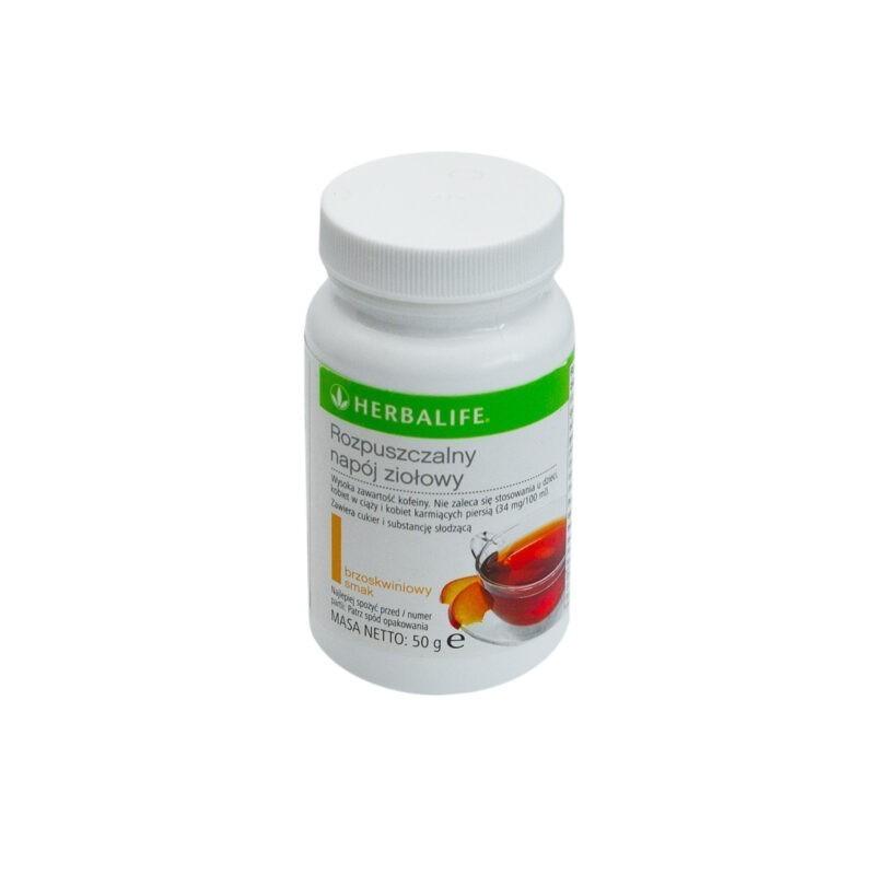 Herbatka Rozpuszczalna 50g Herbalife Brzoskwiniowa
