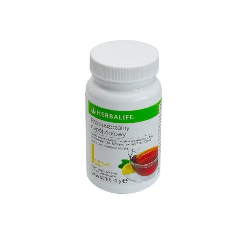 Herbatka Rozpuszczalna 50g Herbalife Cytrynowa