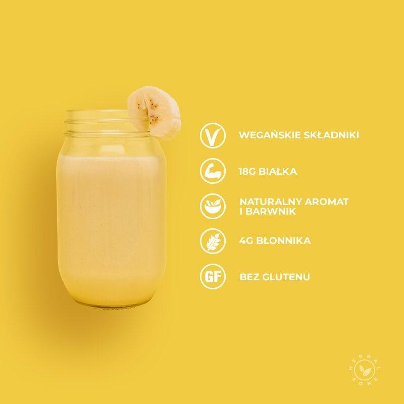 Koktajl odżywczy Formuła 1 - 550 g - bananowy