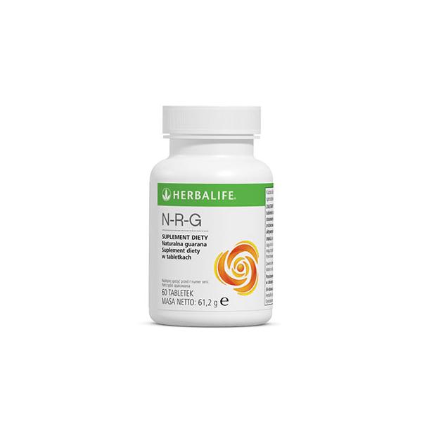 NRG – tabletki na koncentrację