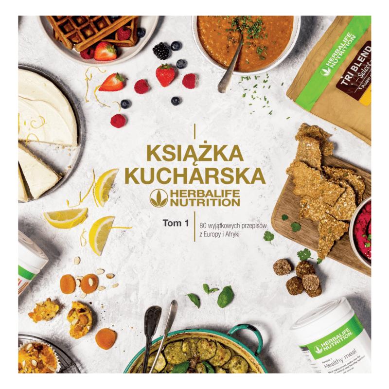 Książka kucharska Herbalife Nutrition