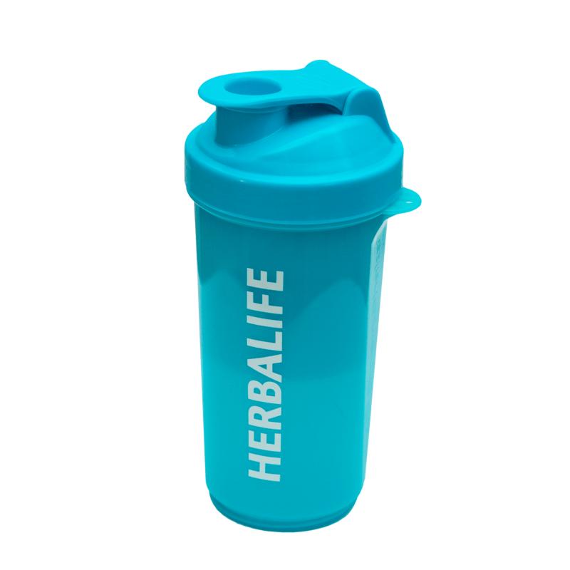 Shaker Herbalife niebieski